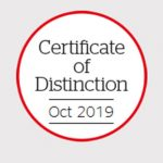 Which Certificate of Distinction