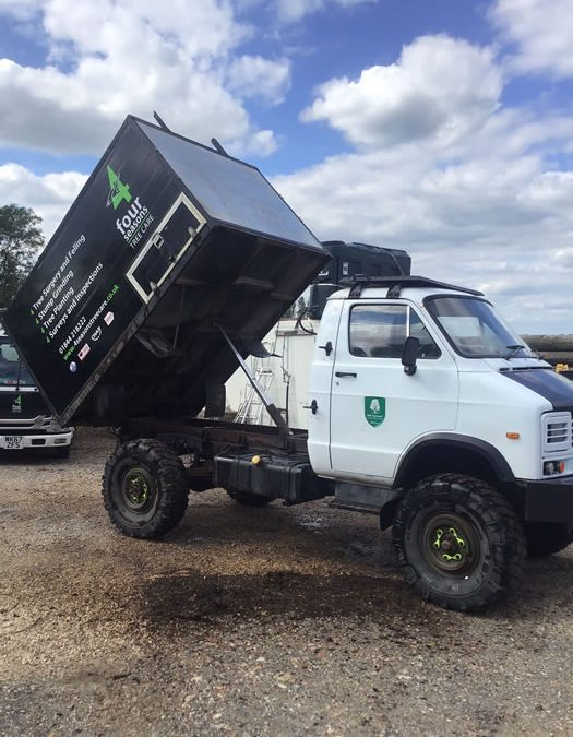 Tree Surgeon Vehicles For Sale